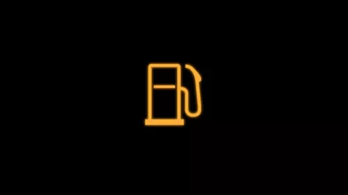Mức nhiên liệu thấp
